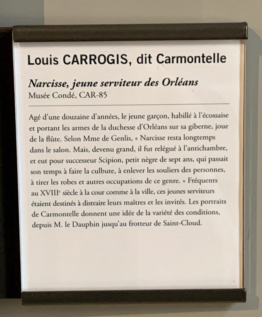 Exposition CARMONTELLE ou la douceur de vivre à Chantilly ! 2d9b6710