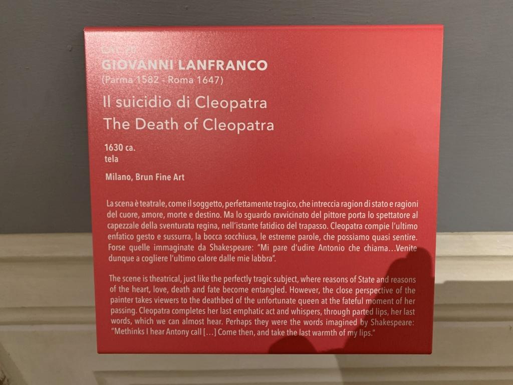 Cléopâtre, reine d'Egypte - Page 4 31b80c10