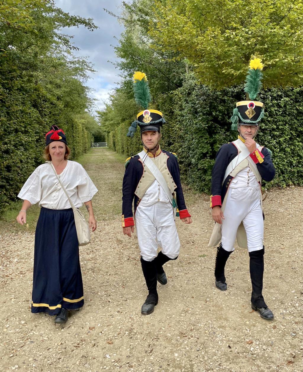 Les 11 et 12 septembre 2021 :  Napoléon à Versailles 32194f10