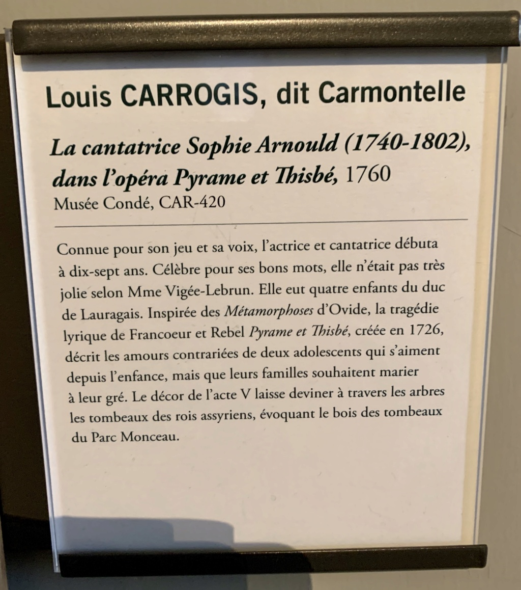 Exposition CARMONTELLE ou la douceur de vivre à Chantilly ! 324a1510