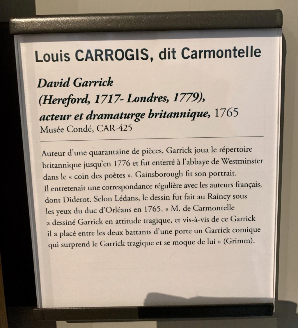 Exposition CARMONTELLE ou la douceur de vivre à Chantilly ! 326a3b10