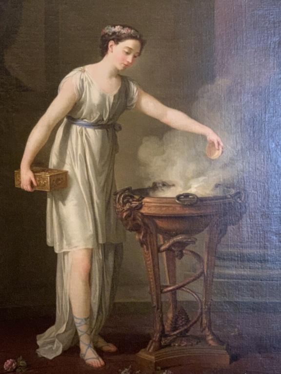 Joseph-Marie Vien, artiste peintre 326a7f10