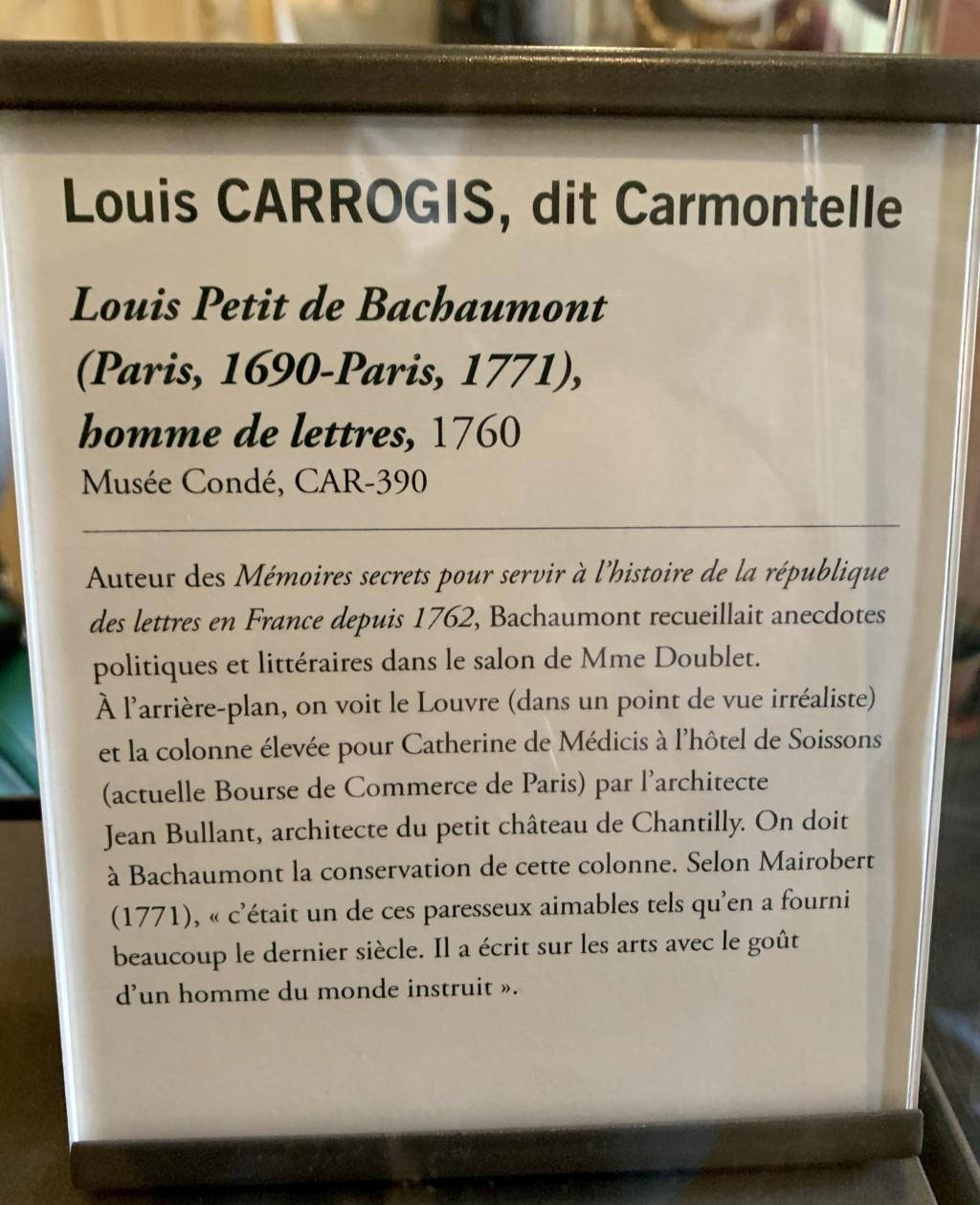 Exposition CARMONTELLE ou la douceur de vivre à Chantilly ! 39c7e410
