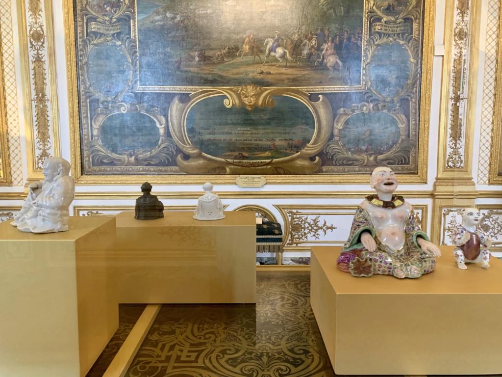 """Chantilly : Exposition """"La fabrique de l'extravagance"""", porcelaines de Meissen et de Chantilly  3b6edb10"""