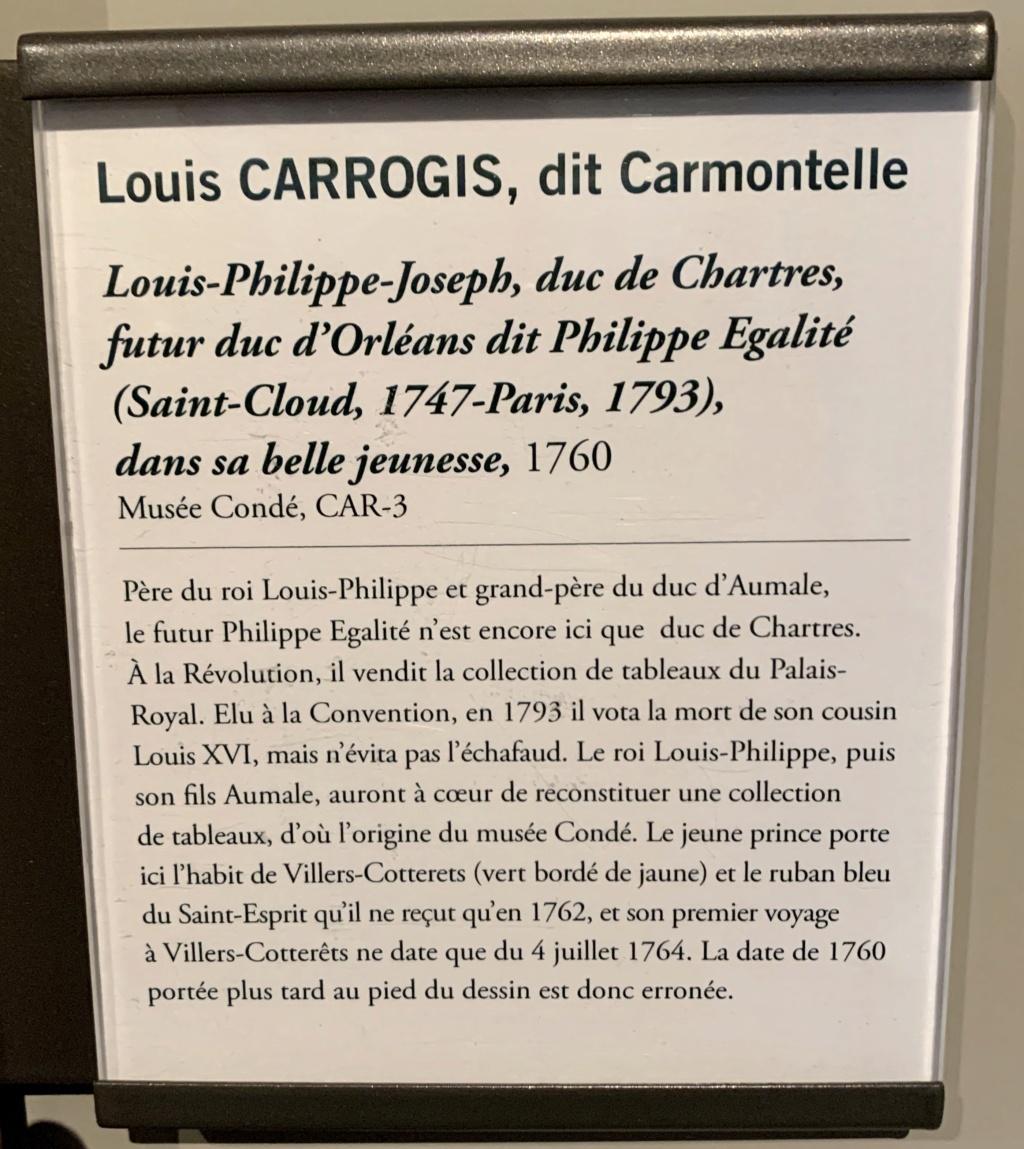 Exposition CARMONTELLE ou la douceur de vivre à Chantilly ! 3c17c610