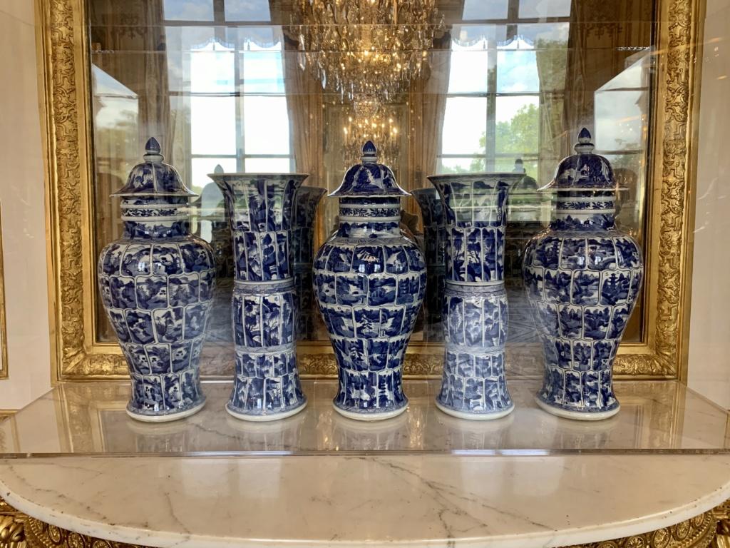 """Chantilly : Exposition """"La fabrique de l'extravagance"""", porcelaines de Meissen et de Chantilly  3c59ce10"""