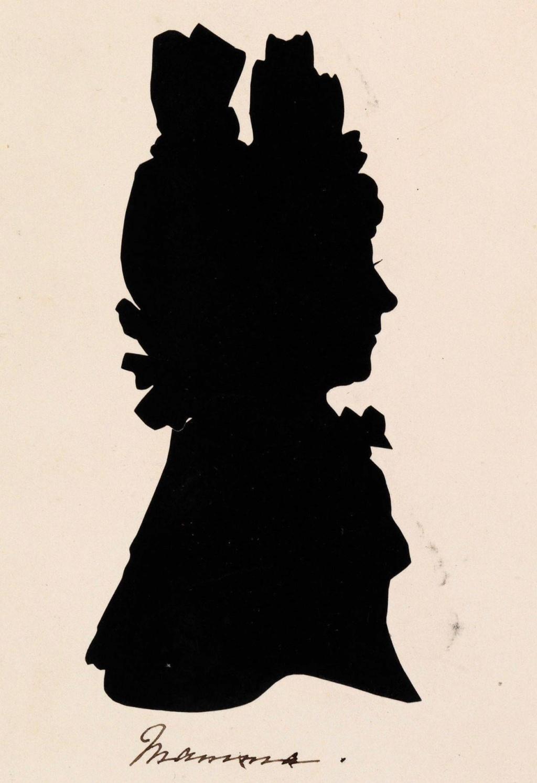 """L'art du  """" Portrait en Silhouette """" ou """" à la silhouette """" - Page 3 3d27c310"""