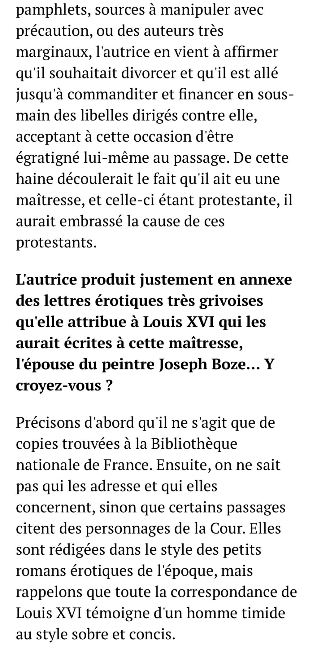 Louis XVI l'intrigant. D'Aurore Chéry 3feb0f10