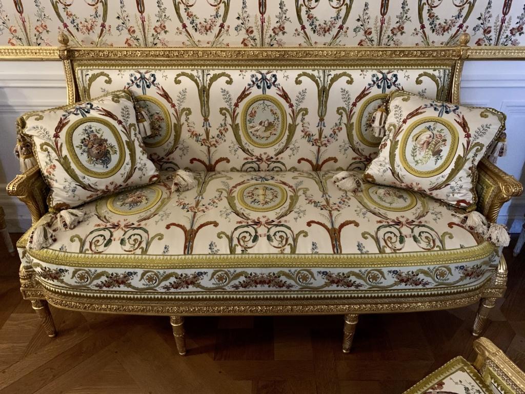 Le cabinet du Billard de Marie-Antoinette au deuxième étage 41267310