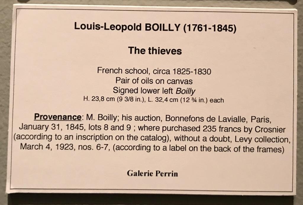 Louis-Léopold Boilly : peintre de la société parisienne de Louis XVI à Louis-Philippe 42f8e010