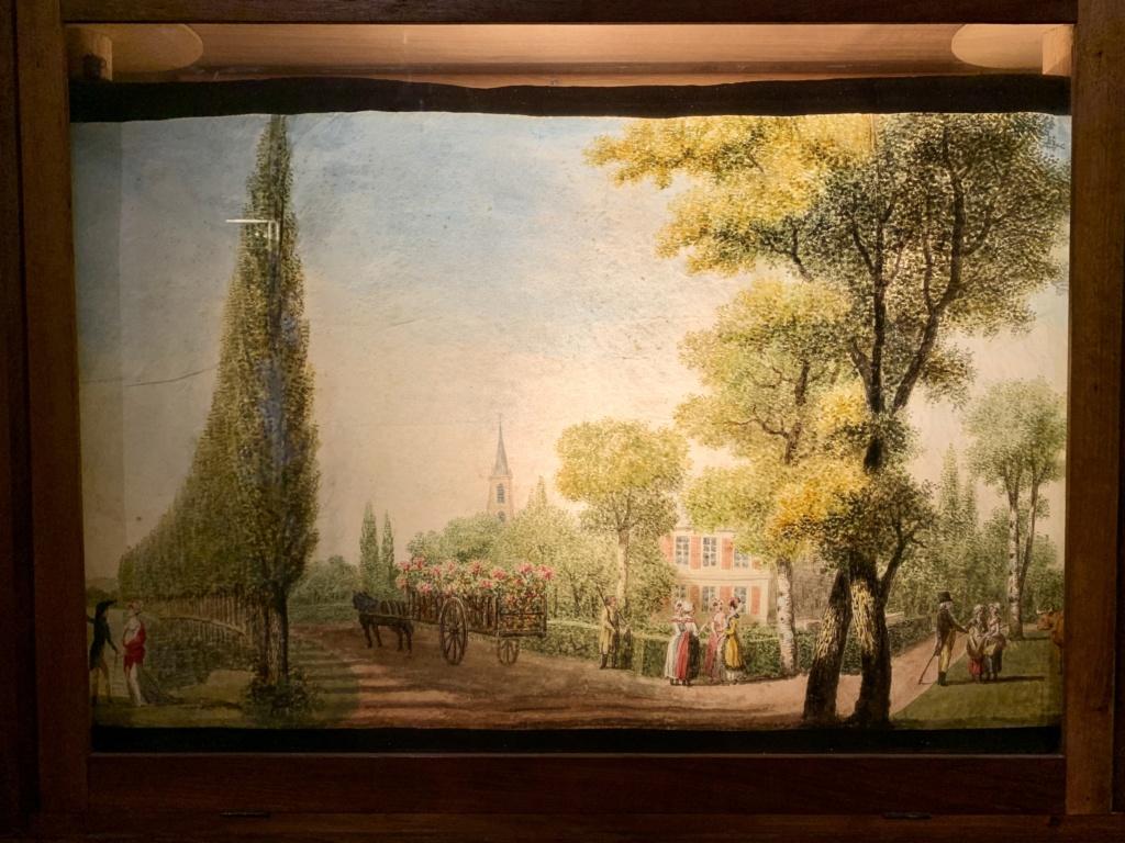 Exposition CARMONTELLE ou la douceur de vivre à Chantilly ! 47cc4110
