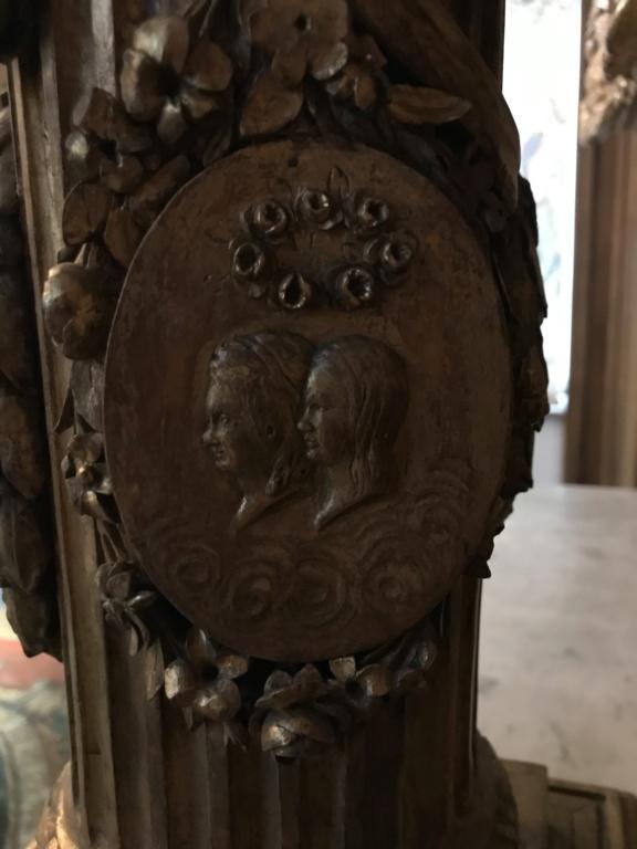 Buste de Marie-Antoinette sur piédestal dynastique, musée Cognacq Jay 48e57f10