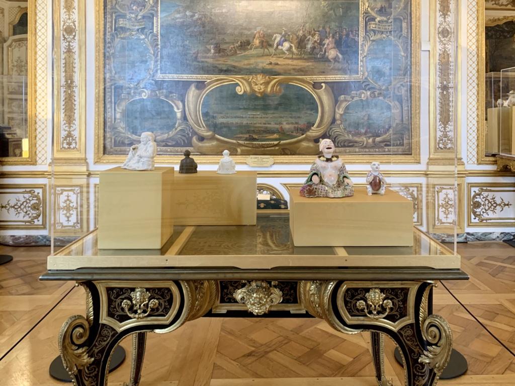 """Chantilly : Exposition """"La fabrique de l'extravagance"""", porcelaines de Meissen et de Chantilly  49a80810"""