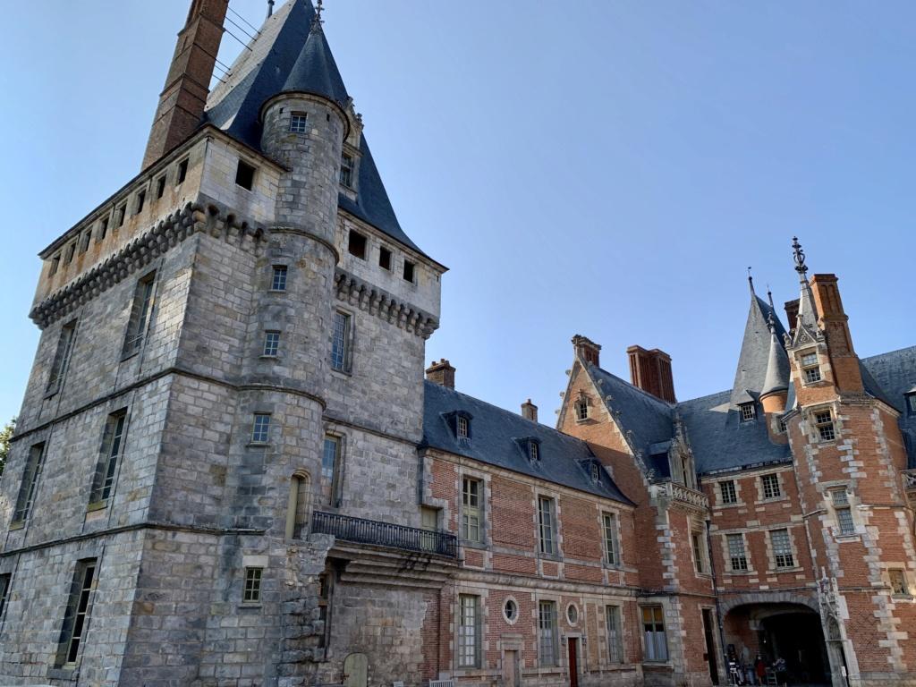Le château de Maintenon  - Page 2 4a0e1b10