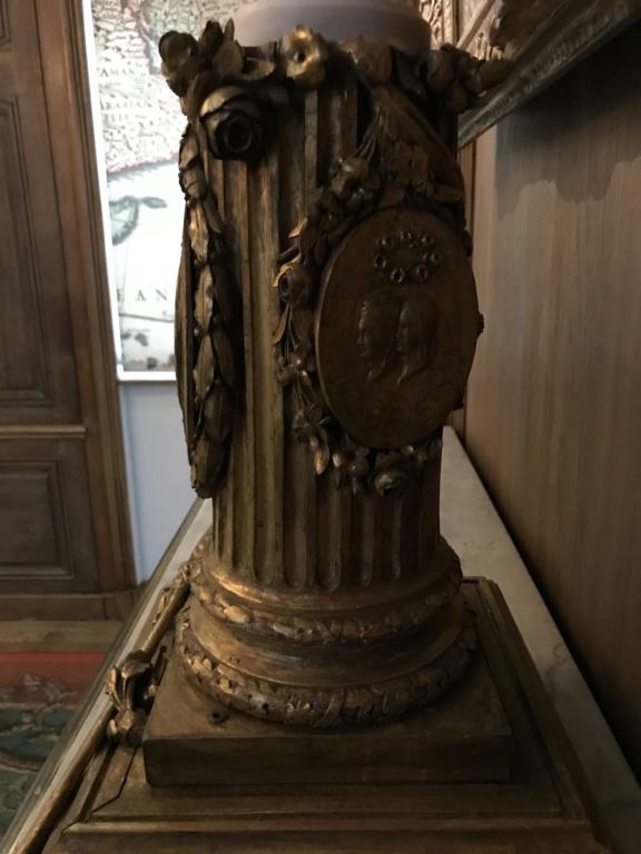 Buste de Marie-Antoinette sur piédestal dynastique, musée Cognacq Jay 4e7a1310