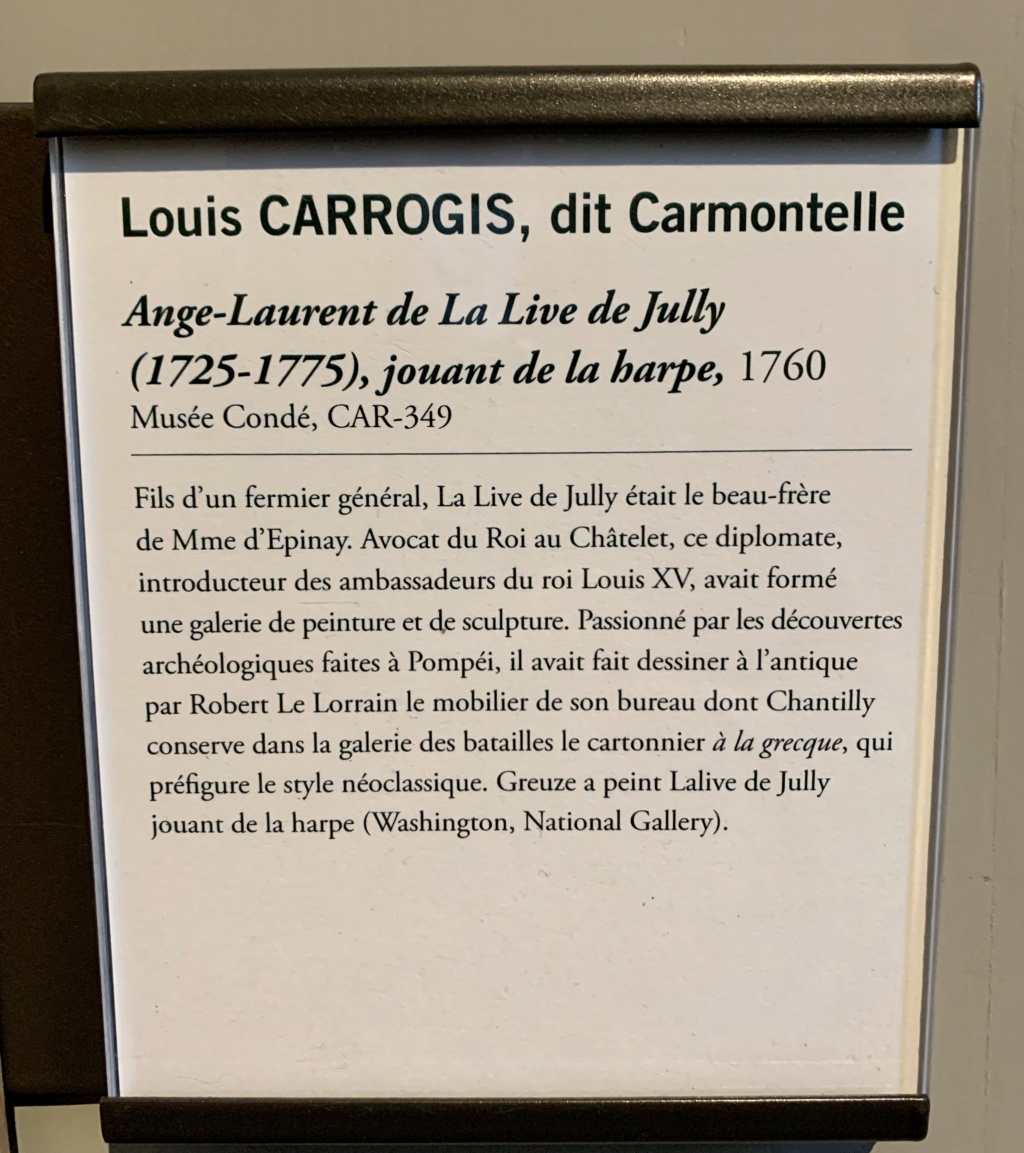 Exposition CARMONTELLE ou la douceur de vivre à Chantilly ! 5320fe10