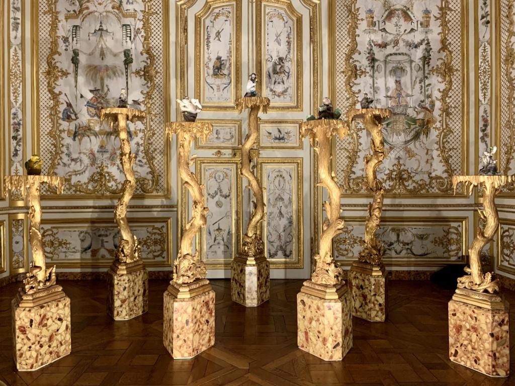 """Chantilly : Exposition """"La fabrique de l'extravagance"""", porcelaines de Meissen et de Chantilly  534d2910"""