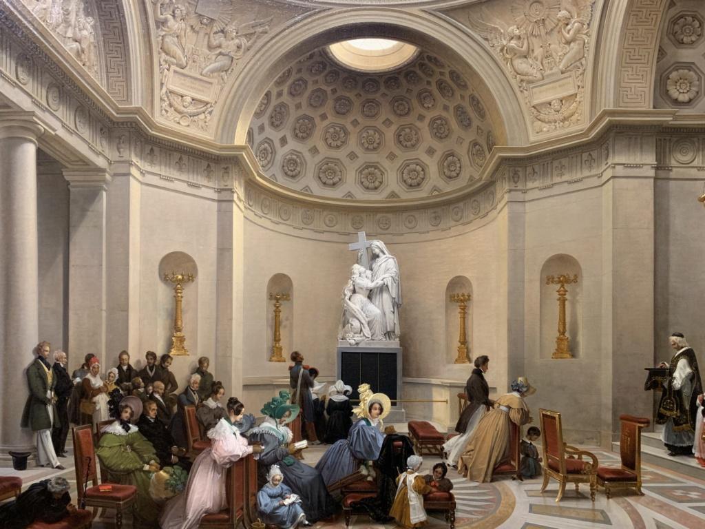 La Chapelle Expiatoire du square Louis XVI, à Paris - Page 2 53678210