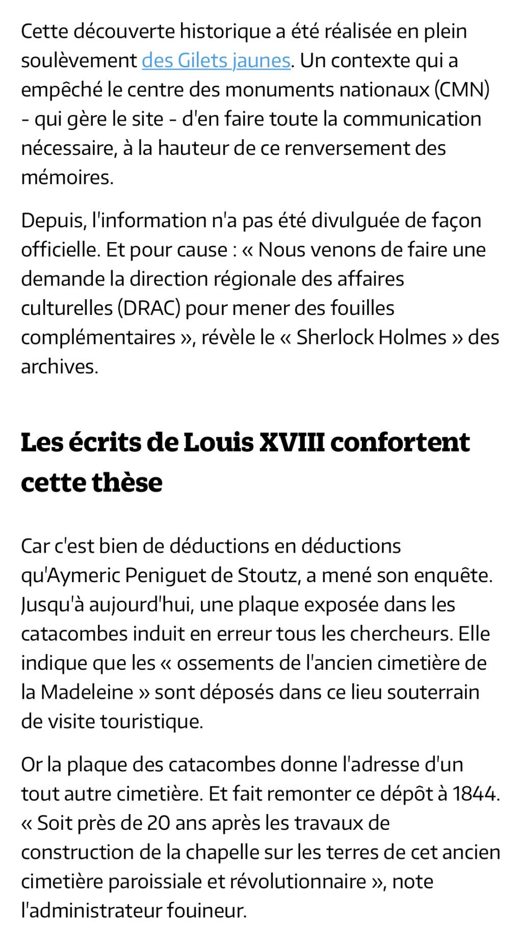 La chapelle expiatoire du square Louis XVI, à Paris - Page 3 55002c10