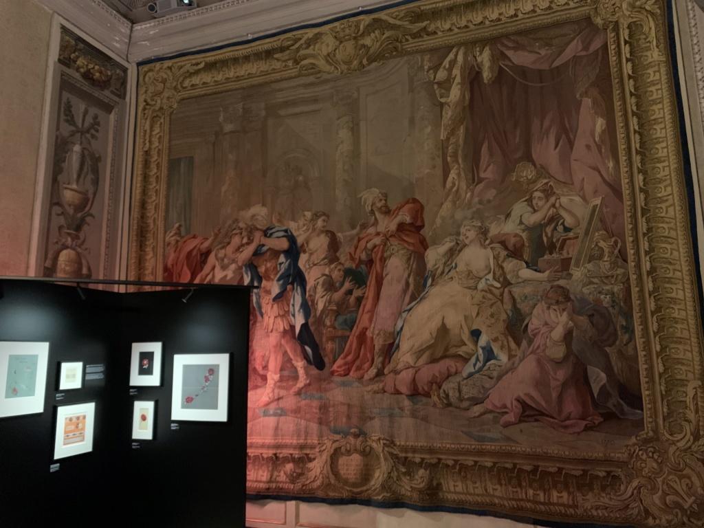 Les visites des archiducs Maximilien et Ferdinand d'Autriche, à Versailles 55827c10