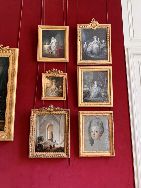 Portraits de Marie-Antoinette et de la famille royale par Charles Le Clercq - Page 3 59294710