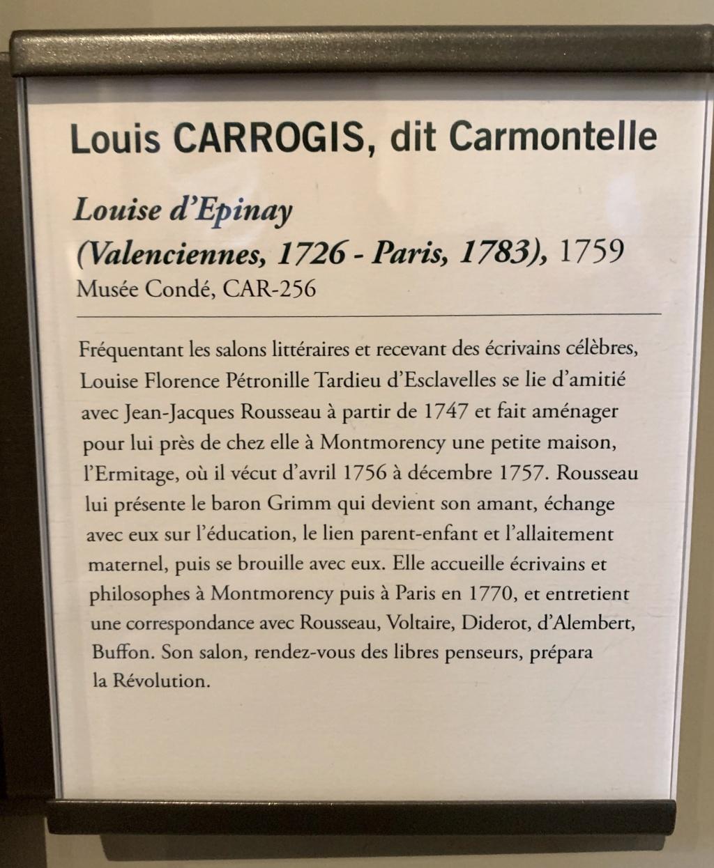 Exposition CARMONTELLE ou la douceur de vivre à Chantilly ! 59f40a10