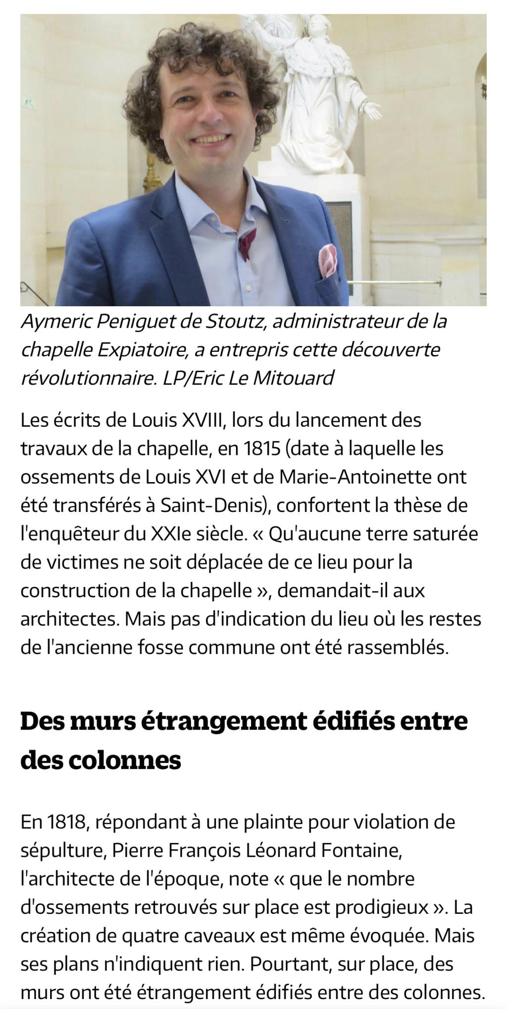 La chapelle expiatoire du square Louis XVI, à Paris - Page 3 5c0f1c10
