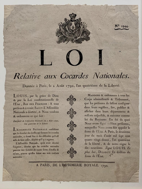 La cocarde tricolore française - Page 3 5de9e210
