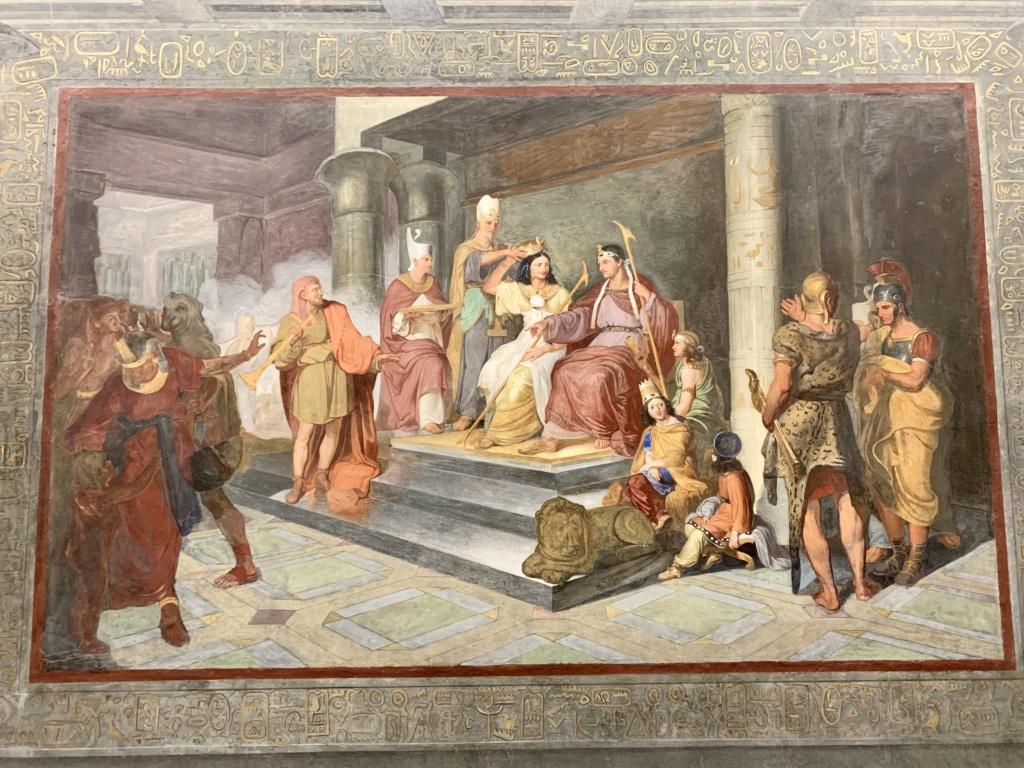 Cléopâtre, reine d'Egypte - Page 4 6071e310