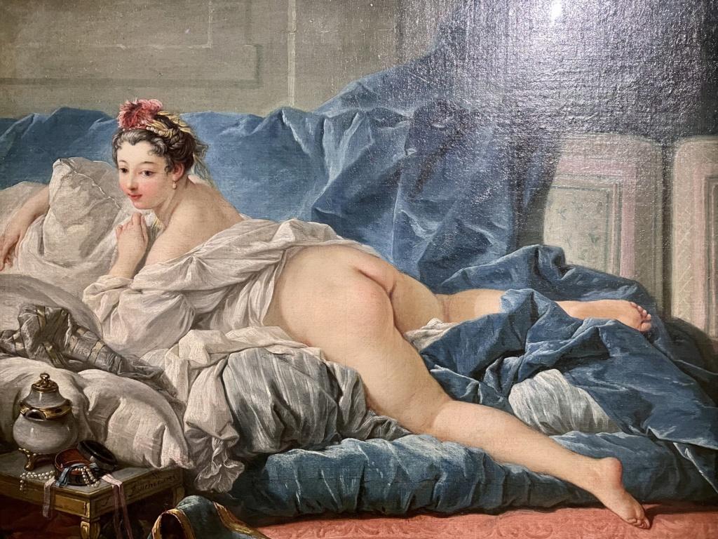 Exposition : L'Empire des sens, de François Boucher à Jean-Baptiste Greuze, au musée Cognacq-Jay 61c7a610