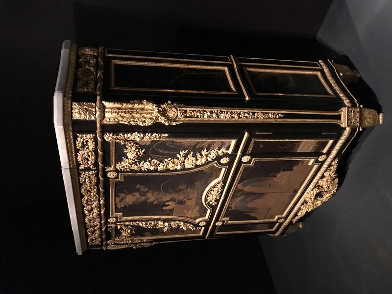 Chinoiseries et meubles de Marie-Antoinette : par Weisweiler, Macret et Riesener - Page 2 62800210