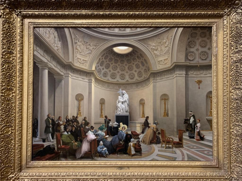 La Chapelle Expiatoire du square Louis XVI, à Paris - Page 2 654ce710