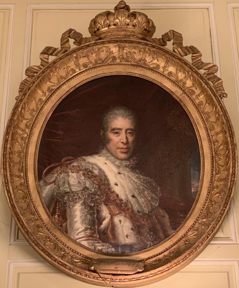 Le comte Charles-Philippe d'Artois, futur Charles X - Page 4 674ab610