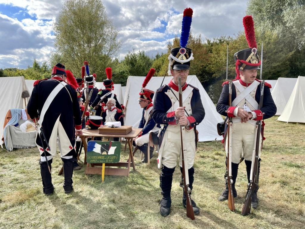 Les 11 et 12 septembre 2021 :  Napoléon à Versailles 6cfed310