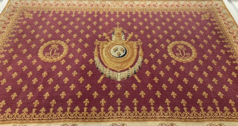 Splendeurs des sacres royaux  - Reims - Palais du Tau   - Page 3 6fad4a10
