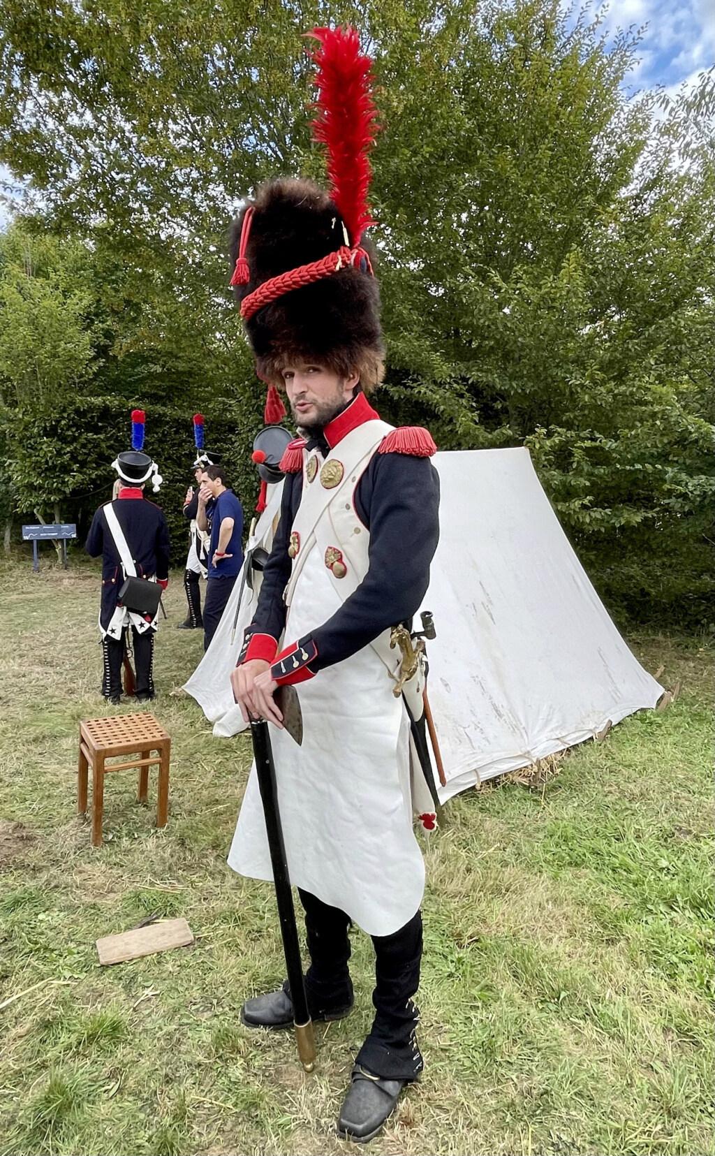 Les 11 et 12 septembre 2021 :  Napoléon à Versailles 71e75310
