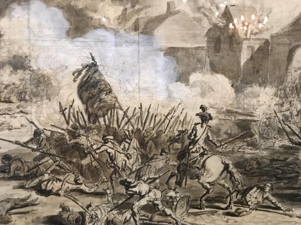 Expo Cognacq Jay : Génération en Révolution - Dessins français du musée Fabre 739e4010