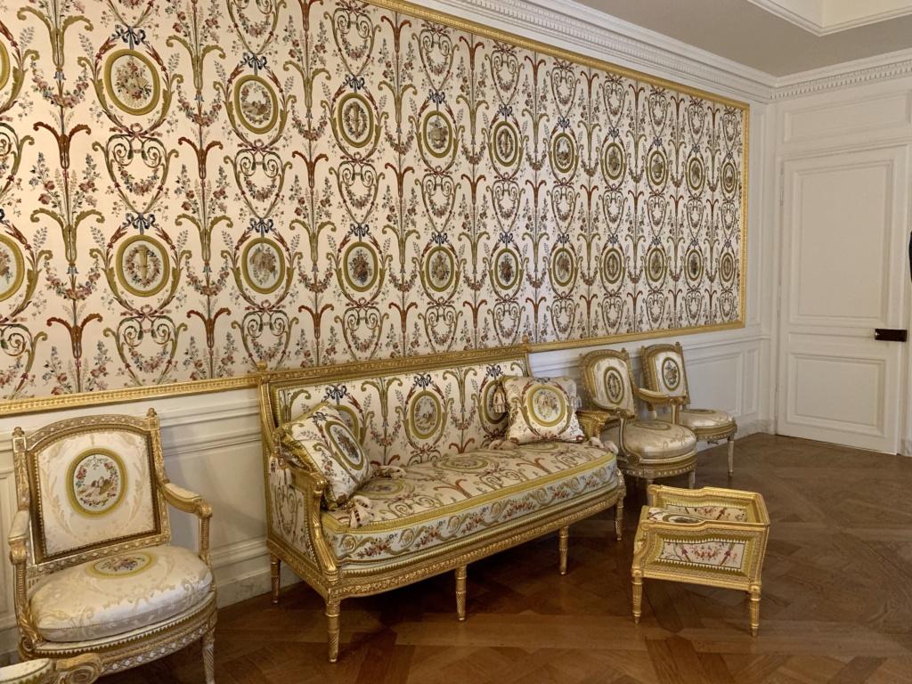 billard - Le cabinet du Billard de Marie-Antoinette au deuxième étage 74c64e10