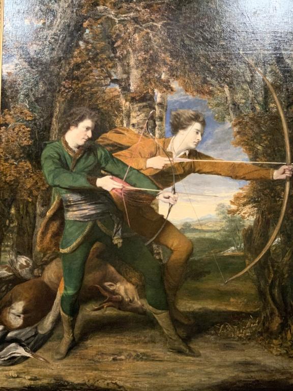 """Exposition Musée du Luxembourg : """"L'âge d'or de la peinture anglaise"""", de Reynolds à Turner 789cb910"""