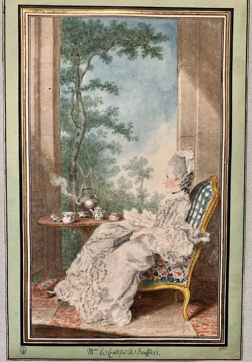 Exposition CARMONTELLE ou la douceur de vivre à Chantilly ! 7a13c910