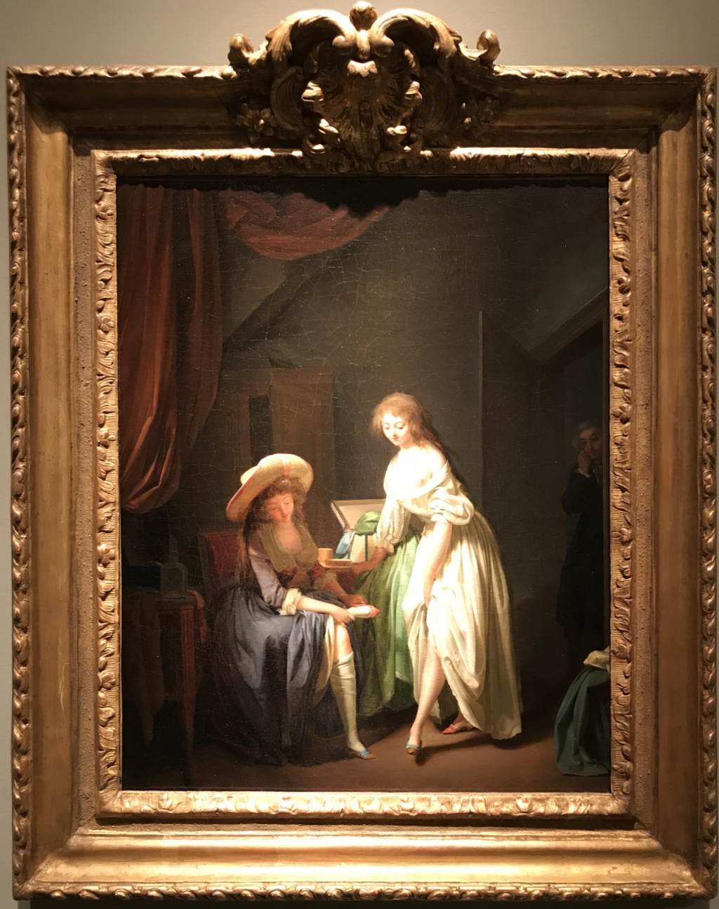 """Exposition """"Boilly : Scenes of Parisian Life"""", National Gallery (Londres) 7a64ab10"""