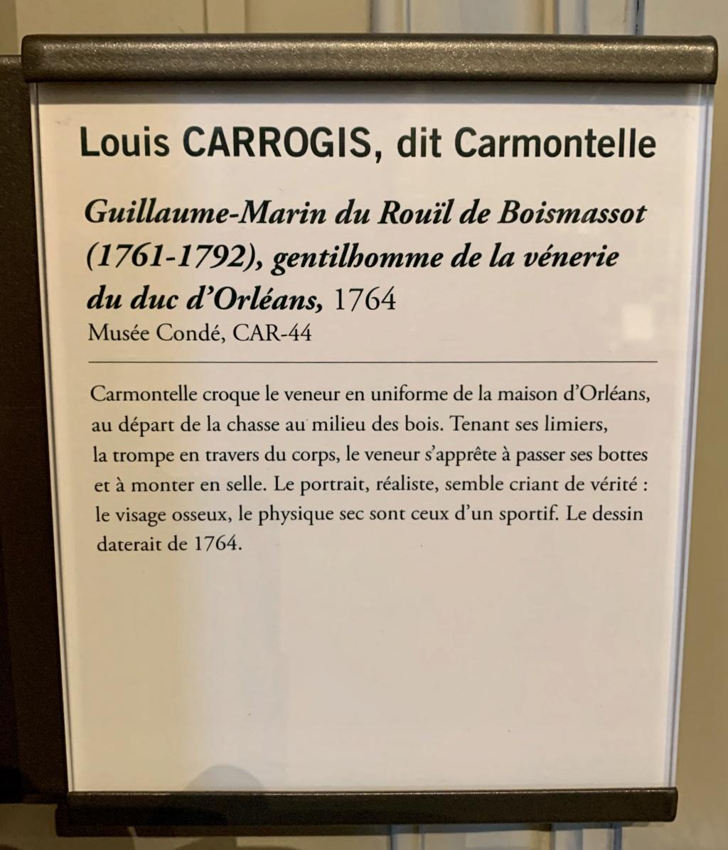 Exposition CARMONTELLE ou la douceur de vivre à Chantilly ! 805a5b10