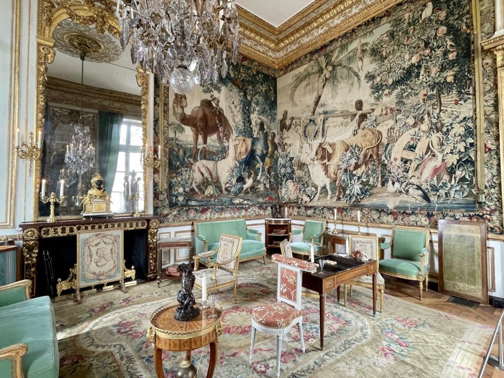 Le Garde-Meuble de la Couronne, actuel Hôtel de la Marine - Page 4 80ca2710