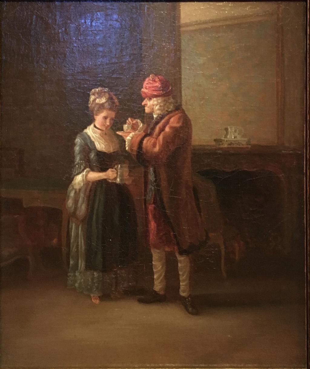 Catherine II  achète la bibliothèque de Voltaire 815fab10