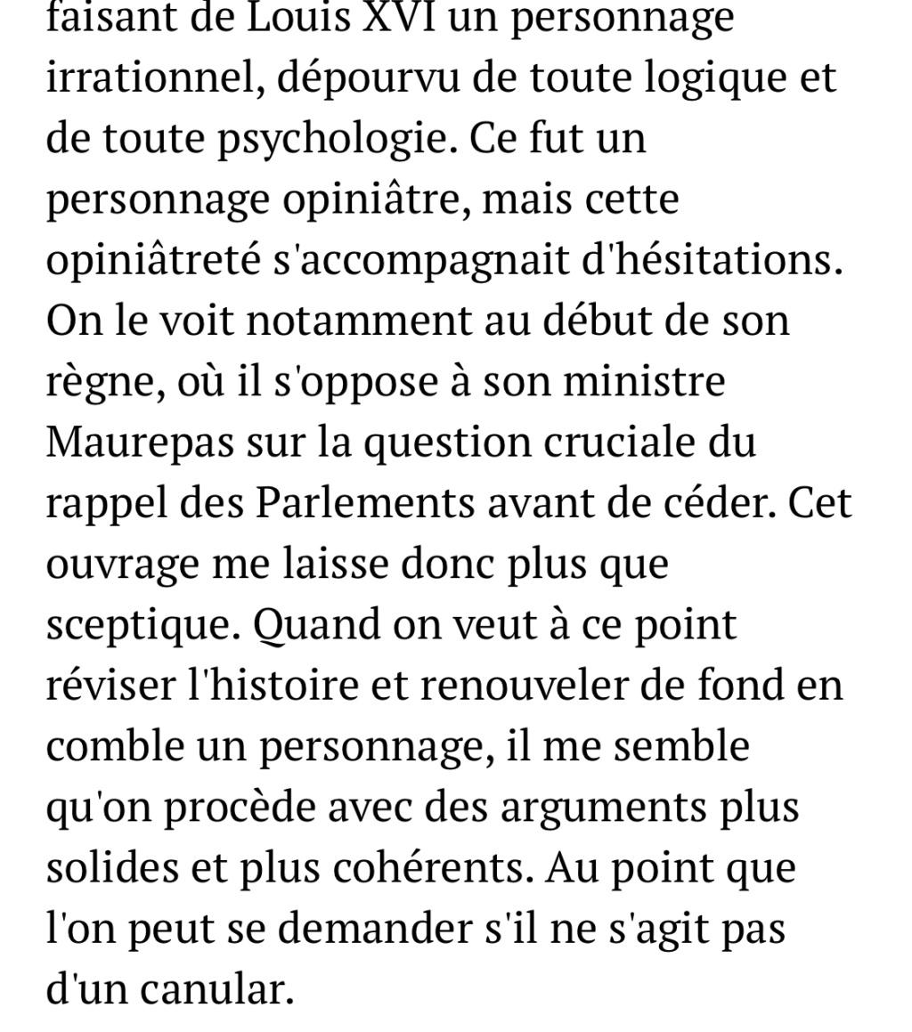 Louis XVI l'intrigant. D'Aurore Chéry 8330c910