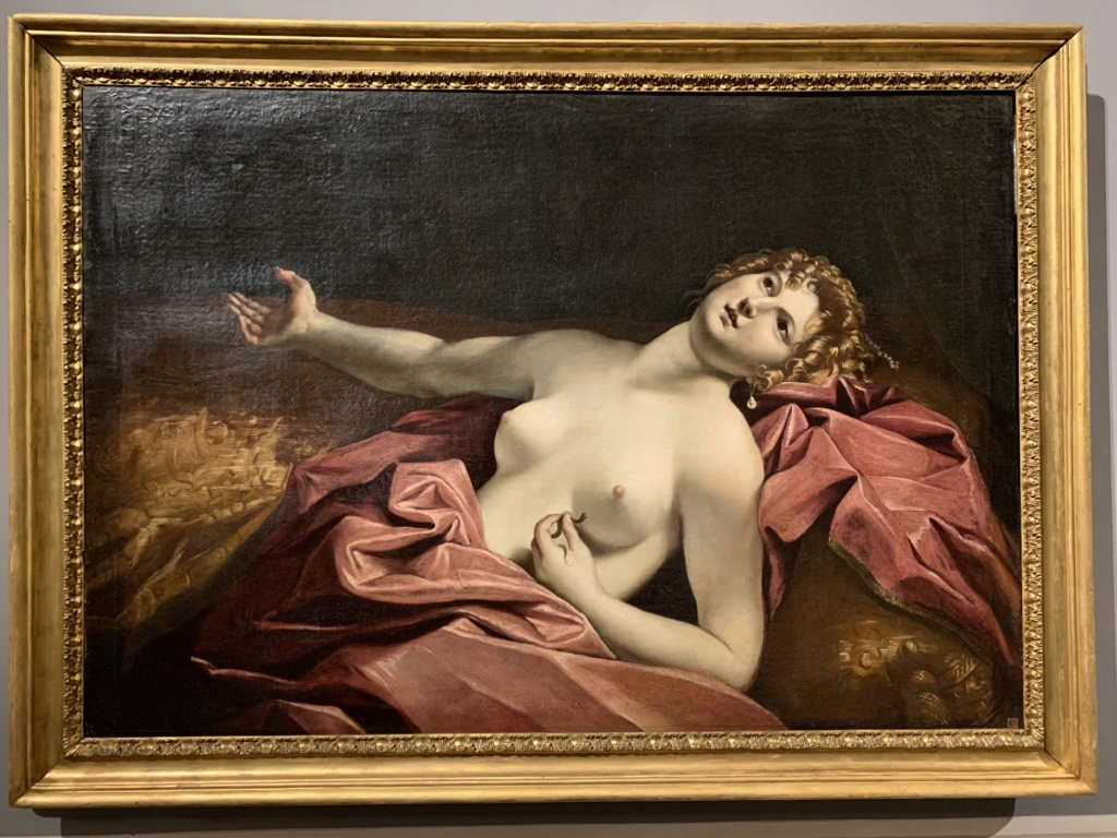Cléopâtre, reine d'Egypte - Page 4 84161510