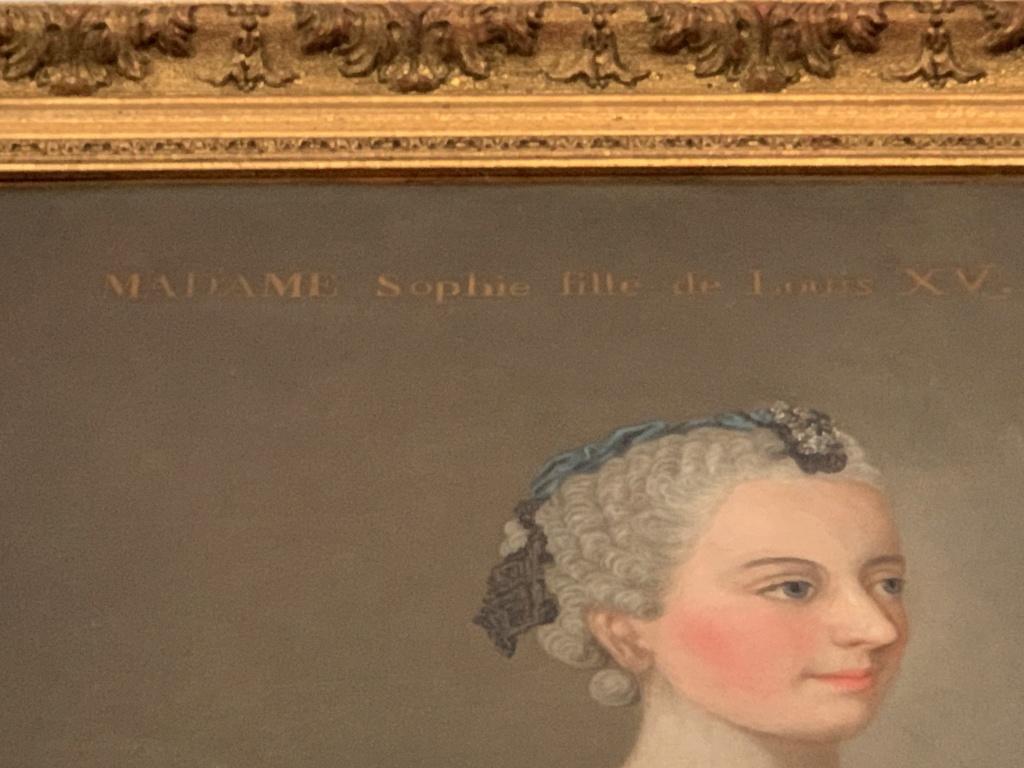 Sophie de France, dite Madame Sophie, tante de Louis XVI 85de7710