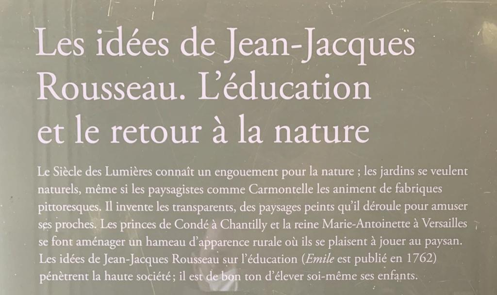 Exposition CARMONTELLE ou la douceur de vivre à Chantilly ! 86ea7f10