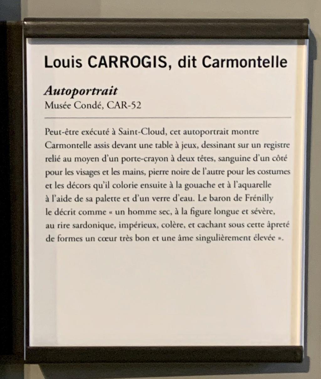 Exposition CARMONTELLE ou la douceur de vivre à Chantilly ! 870a7410
