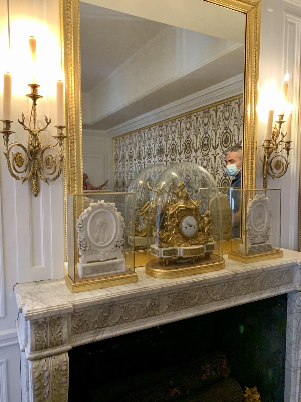 billard - Le cabinet du Billard de Marie-Antoinette au deuxième étage 8d091510
